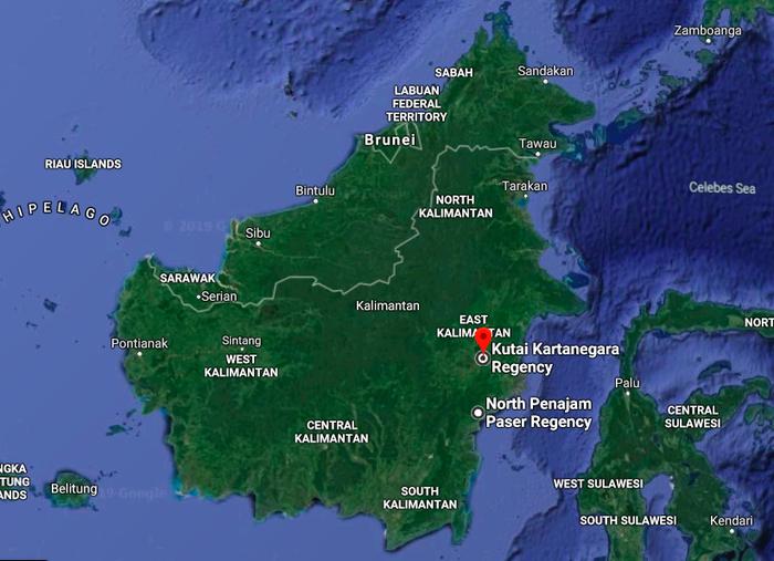 Kalimantan Bisa Jadi Gerbang Internet Internasional