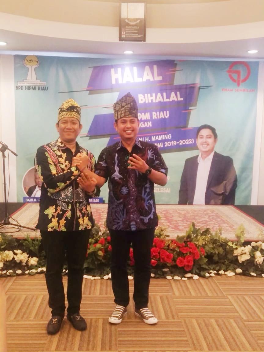 Munas HIPMI ke XVI, BPC HIPMI se-Riau Sepakat Dukung Mardani H Maming