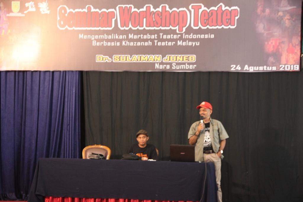 Festival Teater Klasik dan Bangsawan Diselaraskan Seminar