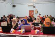 Disdik Inhil Latih 40 Operator Lembaga PAUD Se-Inhil