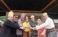Kodim 0314/Inhil, Letkol Inf Imir Faishal menghadiri Karnaval Budaya
