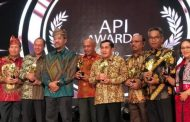 Event Wisata Sampan Leper Inhil Raih Peringkat Ketiga API 2019
