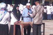 DR HM Ali Azhar SSos MH Lantik 2 Cucu Pendiri Ponpes Sabilal Muhtadin Jadi Kepala MA dan MI