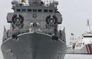 Kapal China Bertahan Natuna, TNI Kirim 8 KRI Berpatroli