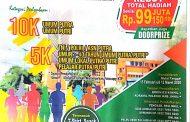 Persiapkan Diri Kalian!, Kodim 0314/Inhil Akan Menggelar Lomba Lari Resmi Berskala Nasional