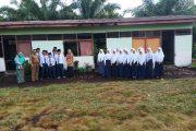Ancam Keselamatan Siswa dan Guru, MTS HUBBUDDIN Kecamatan Kempas Terancam Ambruk