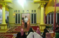 Rangka memperingati Isra Mi'raj Nabi Muhammad SAW Di Rumah Ketua DPRD Kab Inhil