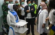 Robot Pelayan Pasien Covid -19