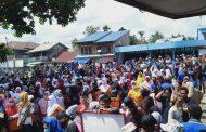 Tidak Bayar THR dan Gaji, PT ISK Di Demo