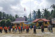 *Pemerintah Desa Sungai Intan Gelar Apel Penegakkan Disiplin Protokol Kesehatan*