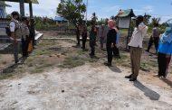 *Koramil 11 Pulau Burung Melaksanakan Sosialisasi Penegakkan Disiplin Terpadu Protokol Kesehatan Pencegahan Covid -19*