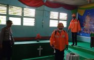 Kegiatan Bersih Bersih Dan Semprot Rumah Ibadah, membuat Masyarakat Termotivasi