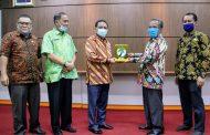 Sekda Said Syarifuddin, Rakor Pembahasan Permasalahan Kepegawaian Bagian Upaya Pembinaan ASN Di Inhil
