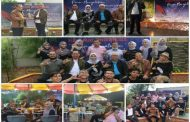 Puncak Perayaan HPI Riau Ditandai dengan Bincang Sastra dan Baca Puisi Lintas Generasi.