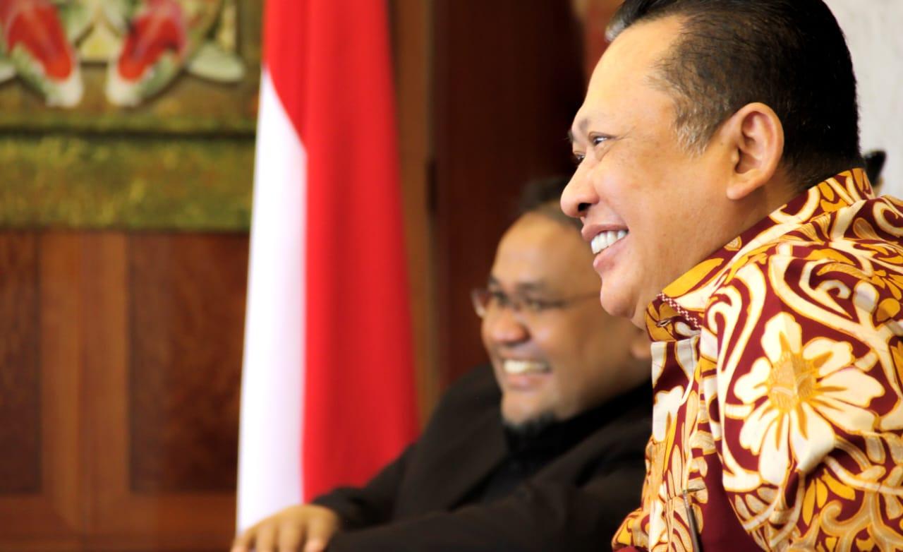 Ketua Umum JMSI disambut baik Ketua MPR RI