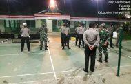Malam Takbiran dijadikan Malam Himbauan Covid -19 di Kecamatan Kateman