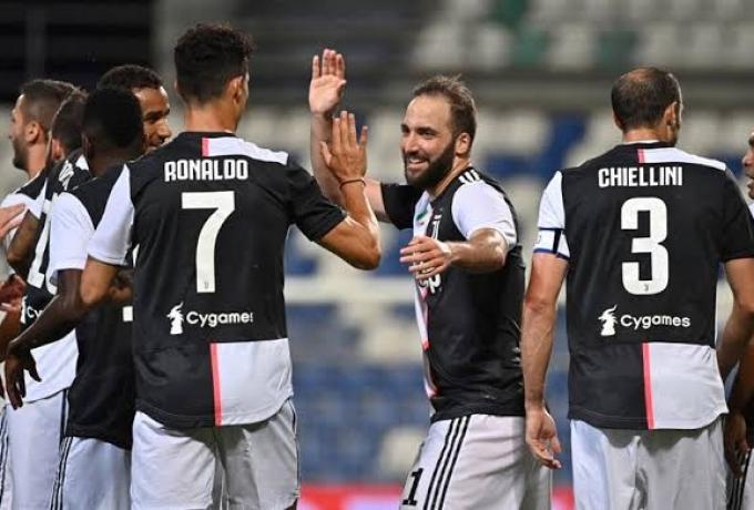 Selamat! Juventus Raih Scudetto