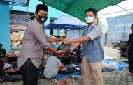 Menyambut Hari Raya Idul Adha 1441 H,DKM AT -Taqwa Bea Cukai Tembilahan Laksanakan Ibadah Kurban
