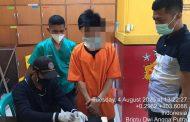Reskrim Kateman Bekuk Rm Kedapatan transaksi Narkoba