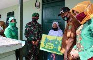 Dandim 0314/Inhil bersyukur program bedah rumah RTLH rampung