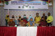 Disdik Inhil Gelar Bimtek Penilaian Pembelajaran SD Se-kabupaten Inhil 2020