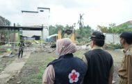Bupati Inhil Sambangi Korban Kebakaran di Kecamatan GAS