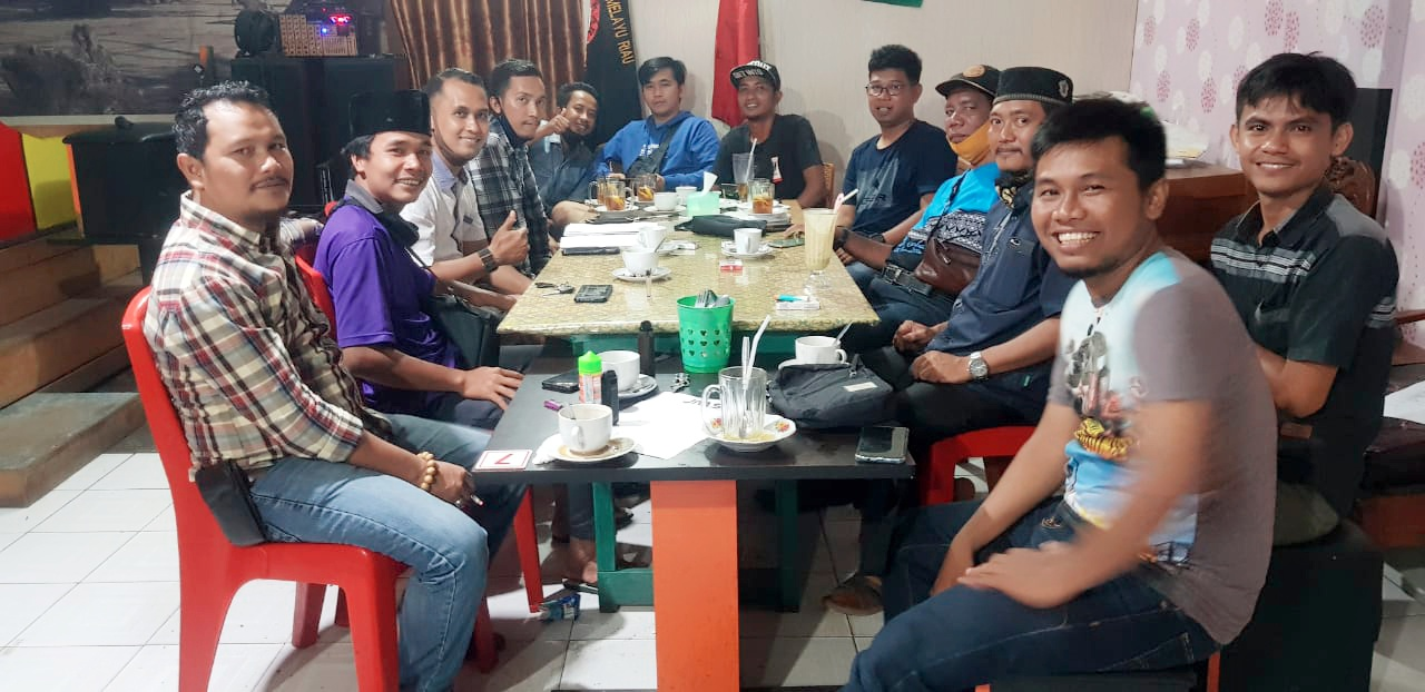 Susunan Pengurus Daerah Kab. Inhil Jaringan Media Siber Indonesia (JMSI) Telah dirampungkan.