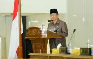 Bupati Inhil HM Wardan Hadiri Rapat Paripurna ke 17 DPRD Inhil