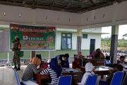 Program Babinsa Berkibar Koramil 11/Pulau Burung menyentuh Pendidikan Golongan kelas bawah