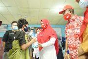 PMI Inhil dan Alumni SMAN 1 Tembilahan Hulu 2006 Gelar Donor Darah dan Khitan Massal