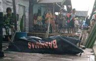 1 Orang Korban Kapal Tenggelam di Inhil Ditemukan Sudah tidak Bernyawa