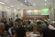 Danrem 031/Wirabima Brigjen TNI M.Syech Ismed,SE.,M.Han Membuka Rakerda I KB - FKPPI Provinsi Riau