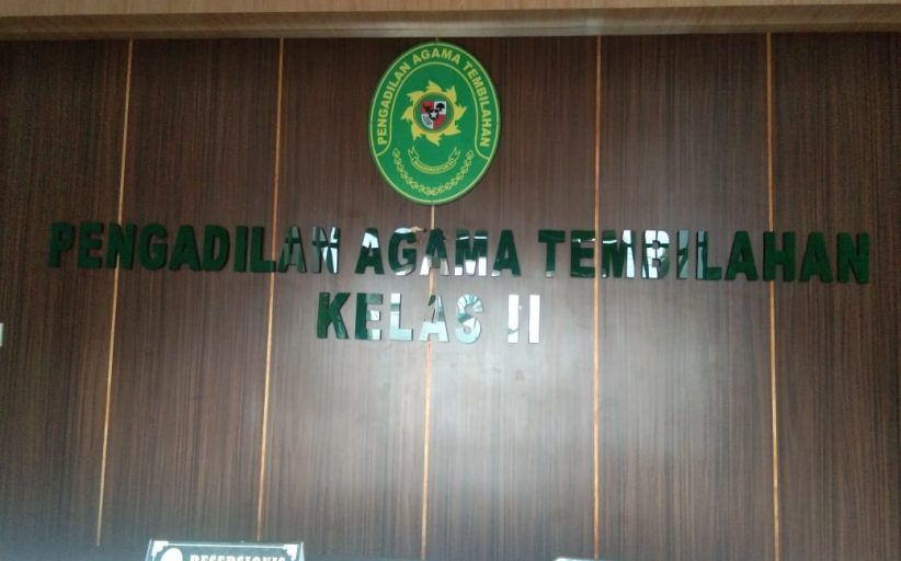 Proses lelang Pengadaan Jasa Pos Bantuan Hukum (Posbakum) Pengadilan Agama (PA) Tembilahan Tahun 2021 terkesan 'janggal'