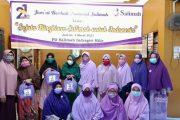 Peduli Sesama, PD Salimah Inhil Gelar Aksi Sejuta Bingkisan