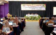 Buka Rakoor Pemutakhiran Data Profil Desa Dan Kelurahan, Bupati Inhil : Pentingnya Kerjasama Antara Kecamatan, Desa/Kelurahan Dan Dinas Terkait