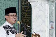 Bupati Inhil H.M.Wardan Menghadiri Sekaligus Membuka Kegiatan Simaan Al Qur'an Oleh Hafish Dan Hafizah