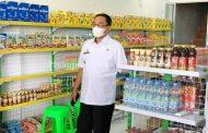 Jelang Launching, Bupati Inhil Tinjau BAZNAS Mart Tembilahan