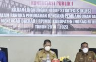 Wakil Bupati Syamsudin Uti Buka Konsultasi Publik Kajian Lingkungan Hidup Strategis (KLHS)
