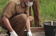 Bupati Inhil Resmikan Pembangunan Panti Pondok Bakti Lansia