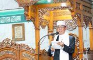 Jadi Khatib Pada Sholat Idul Fitri 1442H, Bupati Inhil Tegaskan Untuk Terus Waspada Dan Menaati Protokol Kesehatan