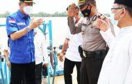 Kunjungi Ke Kecamatan Reteh, Wabup Inhil Ajak Masyarakat Patuhi Inbauan Pemerintah Terkait Protkes Covid-19