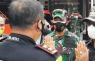 Bupati HM.Wardan Dampingi Kapolda Riau Saat Lakukan Kunjungan Kerja Ke Inhil