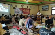 Pemdes Sungai Intan Melaksanakan Diskusi dan Musyawarah Desa