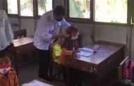 Tinjau Sekolah, Kadisdik Harapkan Kepsek Peduli Sekolah