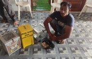 Pencuri 4 Kotak Amal Masjid dan Surat di Concong Berhasil Diringkus