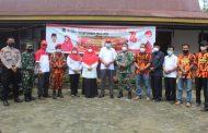 Dalam Rangka HUT TNl Ke - 76, Kodim 0314/lnhil Melakukan Kegiatan Bhakti Sosial Donor Darah