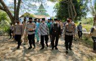 Kunker Ke Inhil, Kapolda Riau Lakukan Ziarah Makam Tuan Guru Syekh Abdulrahman Siddiq